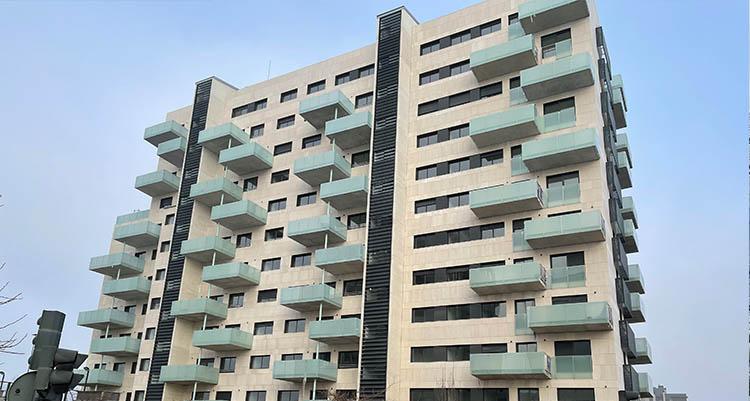 Cooperativa de viviendas en Valladolid