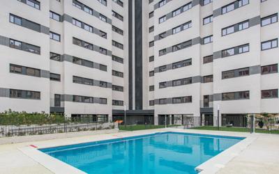 Entrega de llaves de «Terrazas de la Gavia» 44 viviendas en Madrid
